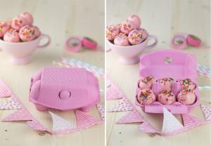 Receta Cake balls de vainilla (con confetti) y pensamientos variados