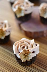 Receta Cupcakes de caramelo… ¿Por qué se hunden mis cupcakes?