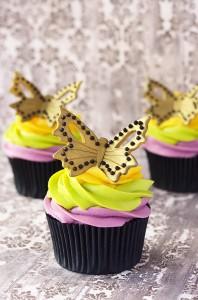 Receta Carnaval cupcakes II o mis carrot cupcakes definitivos