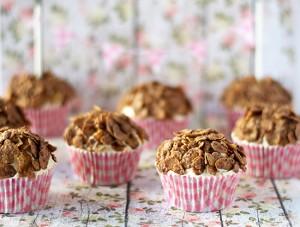 Receta Cupcakes crujientes… Y mis reflexiones en torno a la buttecream