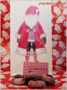 Receta Galletitas de Navidad I: Schokotaler