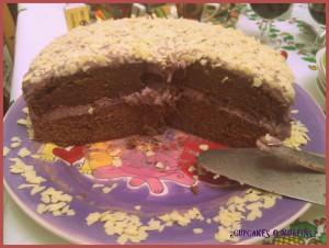 Receta Layer cake de Glüwein (receta de Navidad)