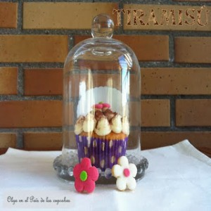 Receta Cupcakes de Tiramisú