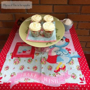 Receta Cupcakes aventura jordana