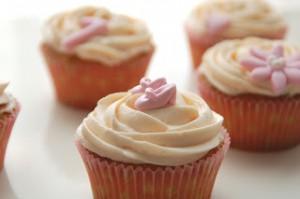 Receta Cupcakes para una princesa