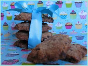 Receta ¡American cookies!