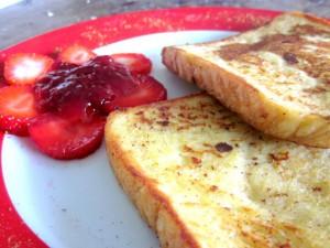 Receta French Toasts