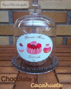 Receta Cupcakes de mantequilla de cacahuete y chocolate