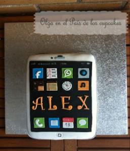 Receta Tarta Iphone