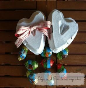 Receta Cupcakes de Pascua