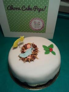 Receta Un año de Cake Pops