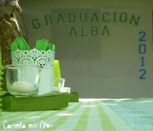 Receta Fiesta de graduación