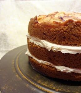 Receta Tarta de Manzana con especies… para los tardes frías de invierno.