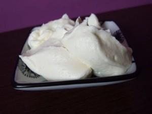Receta GANACHÉ DE CHOCOLATE BLANCO