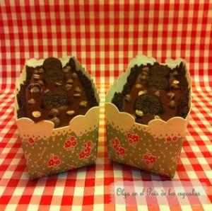 Receta Tarta de Oreo y chocolate