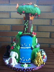 Receta Mi cumpleaños (tarta superchocolateada)