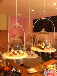 Receta Cupcakes en Berlin + contrabando de sirope de Starbucks