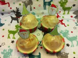 Receta Muffins de canela