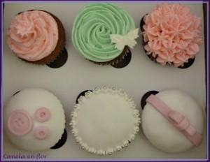 Receta Taller de cupcakes