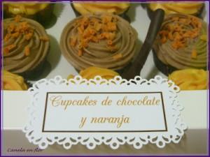 Receta Chocolate y naranja