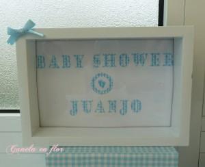 Receta Baby shower ♥