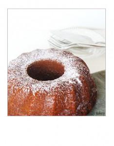 Receta Spice Pumkin Bundt Cake (Bundt Cake de Calabaza)