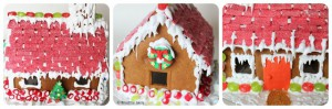 Receta Casita de jengibre (Gingerbread house)