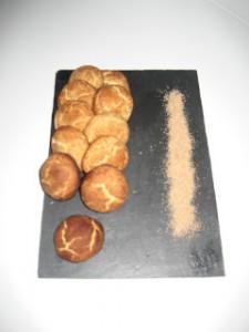 Receta Snickerdoodles