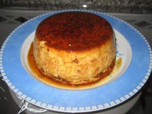Receta Flan de arroz con leche
