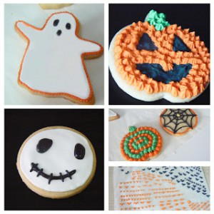 Receta Halloween: Galletas decoradas
