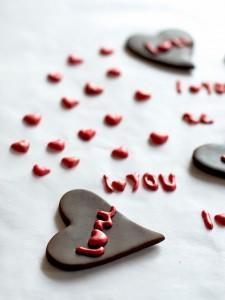Receta Trufas de chocolate con naranja y cointreau, el 14 de febrero se acerca…