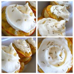 Receta Spanish omelet cupcakes (Cupcakes Tortilla de patatas)