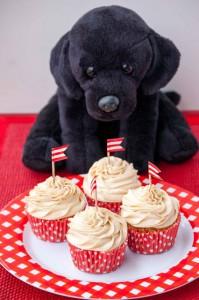 Receta Pupcakes… o lo que es lo mismo, cupcakes aptos para perros