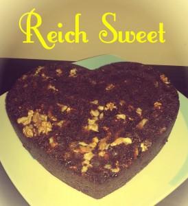 Receta Bizcocho de chocolate de dieta… en microondas
