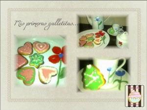 Receta Galletas decoradas