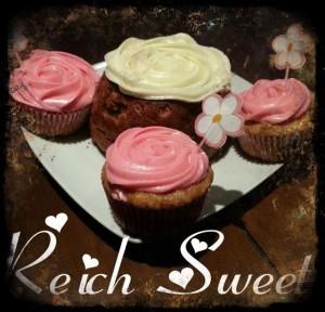 Receta Carrot Cupcakes ♥