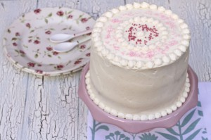 Receta CARROT & CARDAMOM CAKE