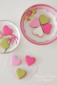 Receta Tres ideas dulces para San Valentín