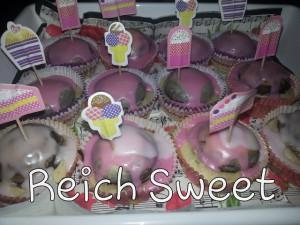 Receta Cupcakes de donettes ♥