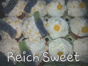 Receta Mini Cupcakes… Gin-Tonic y Ron-Cola