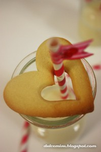 Receta San Valentín