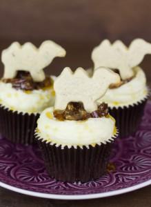 Receta Cupcakes de dátiles y miel para los 100kms del Sáhara