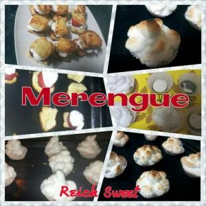 Receta Pasión por el merengue