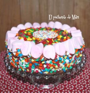 Receta HECTOR'S CAKE