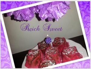 Receta Pastelitos de fresa ♥