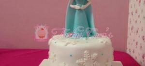 Receta Tarta Fondant Frozen….!!!