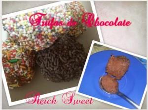 Receta Trufas de Chocolate