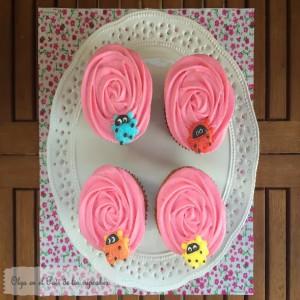 Receta Cupcakes Banoffe