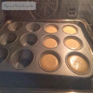 Receta Muffins perrunas