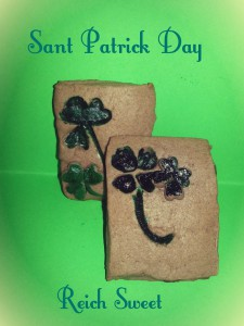 Receta St. Patrick's Day – Galletas Guinness